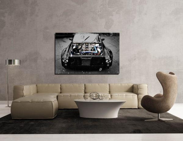Photo Moteur Jaguar XJ