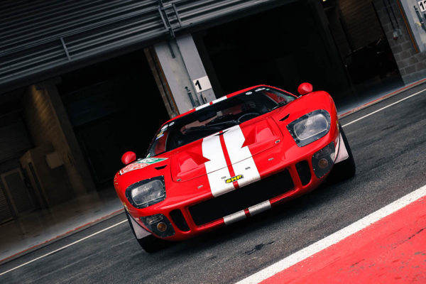 Photo Murale Ford GT40