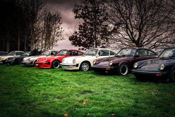Photo Murale Moderne Porsche