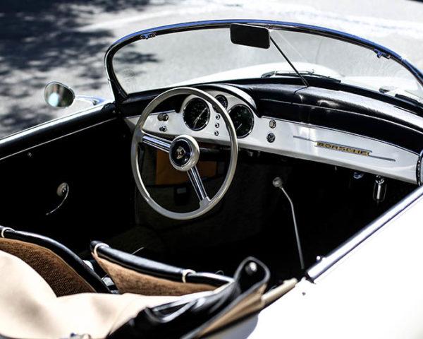 Photo Murale Porsche 356