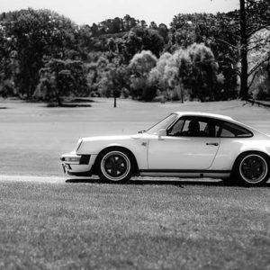 Photo Murale Porsche 911