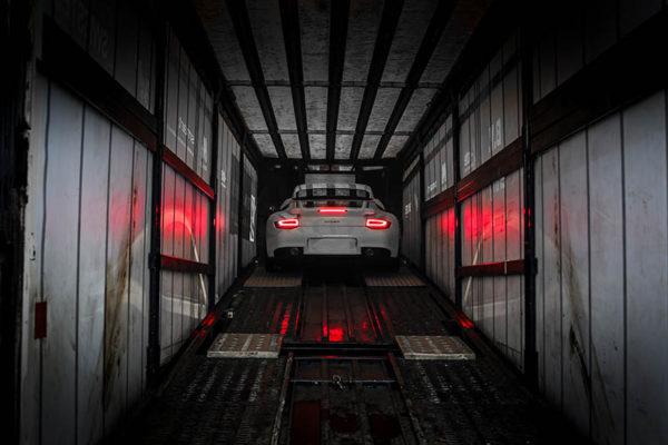 Photo Murale Porsche GT2 RS