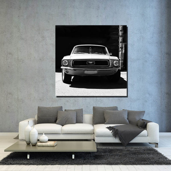 Photo Murale Voiture Mustang