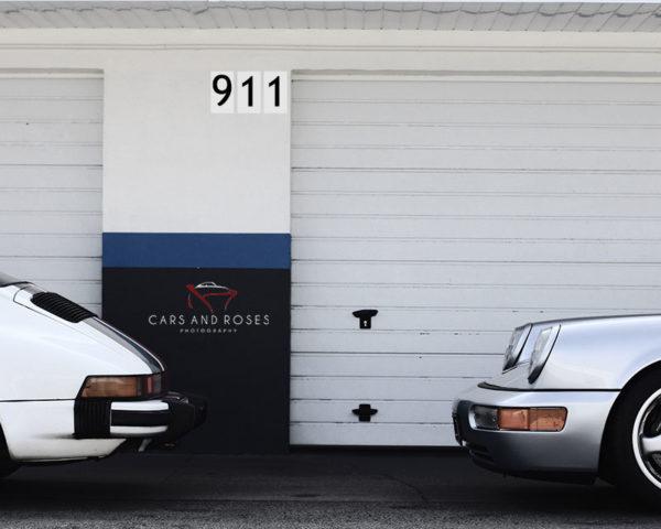 Photo Plexi Porsche 911
