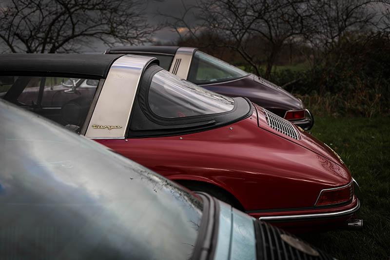02747f3696efdc Origine et histoire de la Porsche Targa   Cars and Roses