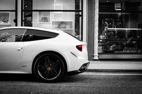 Photo Tableau Ferrari FF