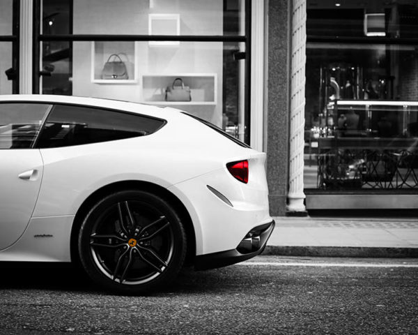 Photo Tableau Ferrari FF