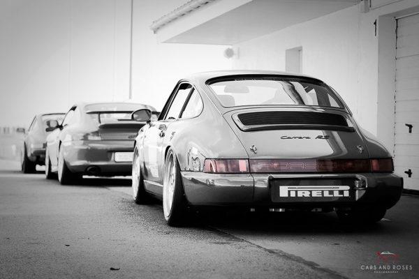 Photo Toile Porsche Ancêtre