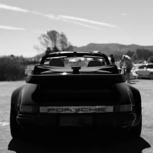 Photo murale deco Porsche 964