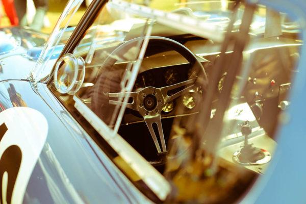 Photographie Murale Shelby Daytona 1964