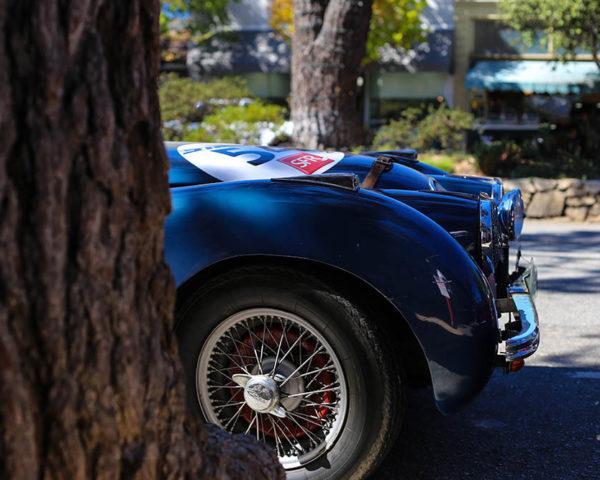 Photographie murale Jaguar XK