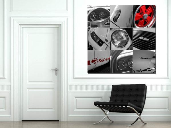 Photographies Art Porsche Carrera RS 2.7
