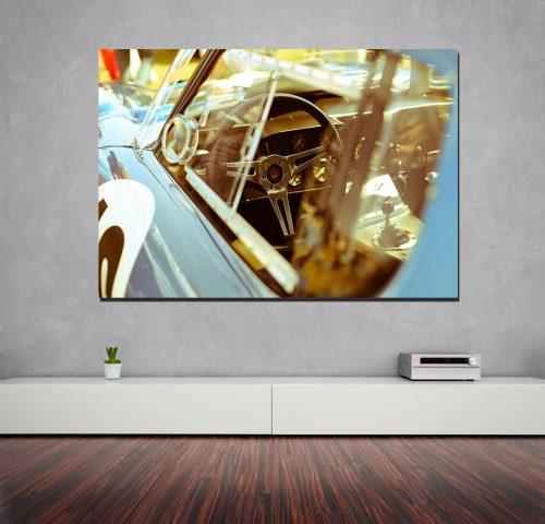 Photographies Murales Shelby Daytona 1964