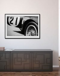 Photos Ferrari 250 LM Tableau