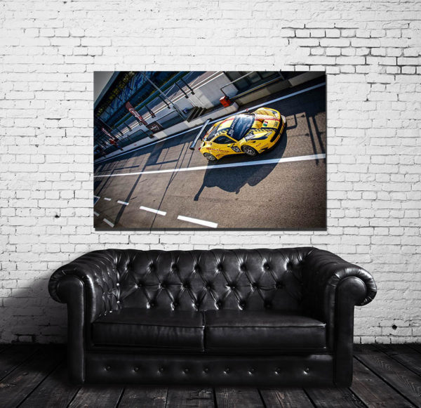 Photos Ferrari GT3 Plexi