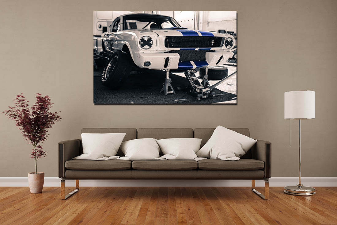 Photos Ford Mustang Tableaux