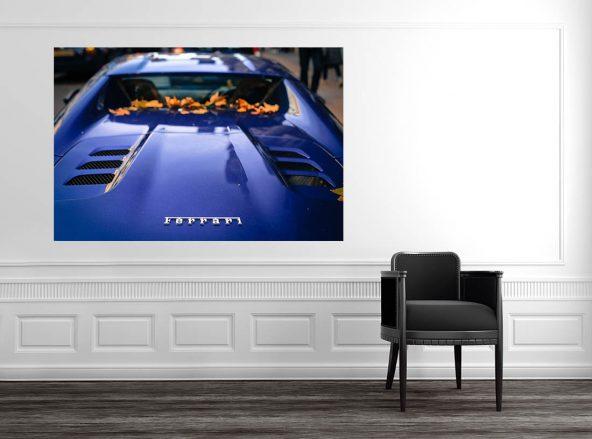 Photos Murales Ferrari