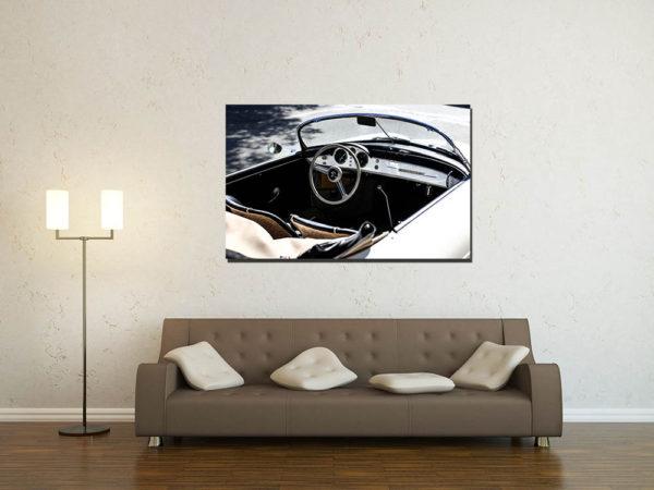 Photos Murales Porsche 356