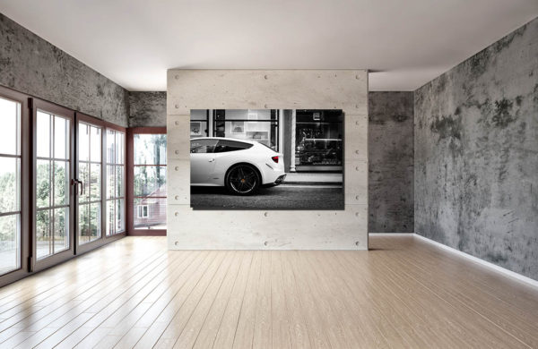 Photos Tableaux Ferrari