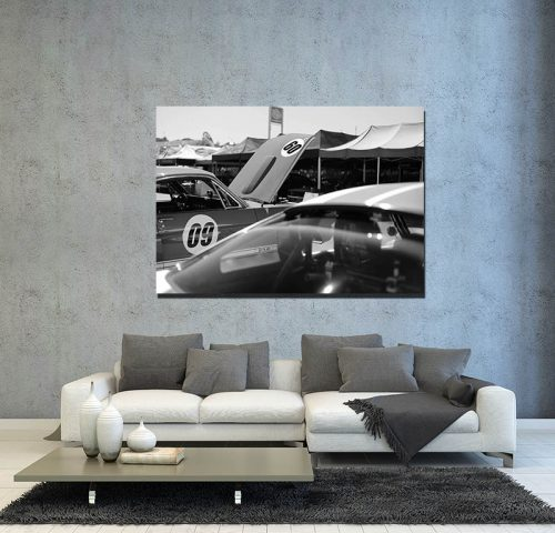 Photos Tableaux Voitures Mustang