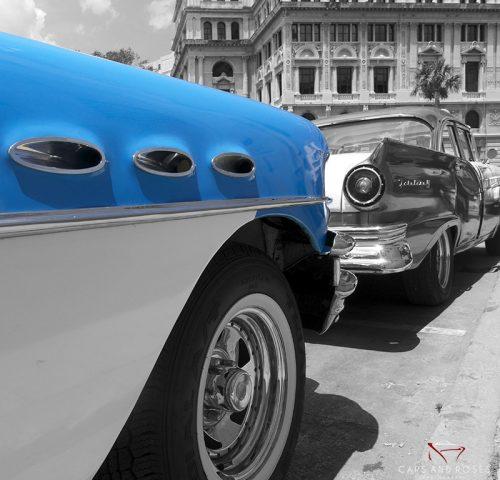 Plexi Voiture Cuba
