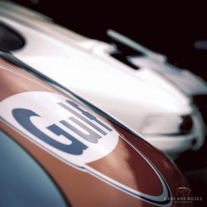 Porsche 901 Gulf Back