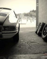 Porsche 911 Back