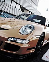 Porsche 997 GT3 RS Face