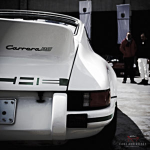 Porsche Carrera RS Back