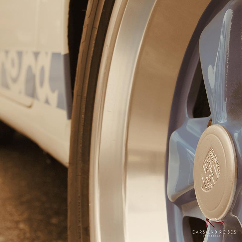 Porsche Carrera RS Wheel #17 Sepia Edition
