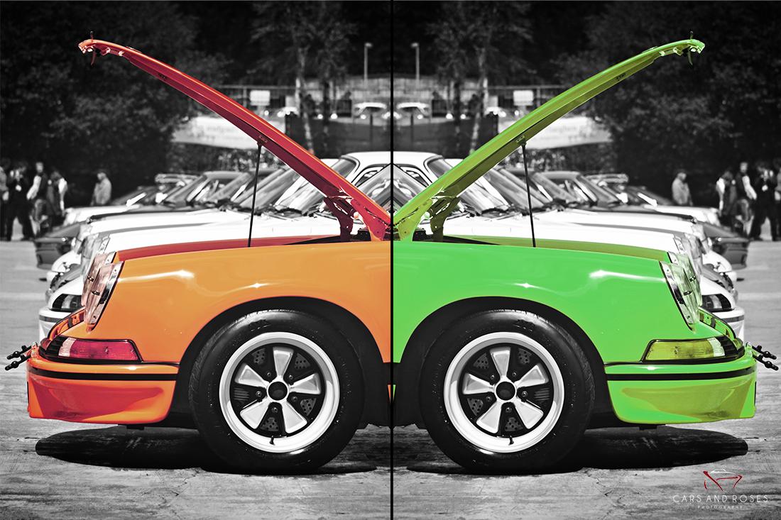 Poster Art Porsche