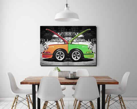 Poster Porsche