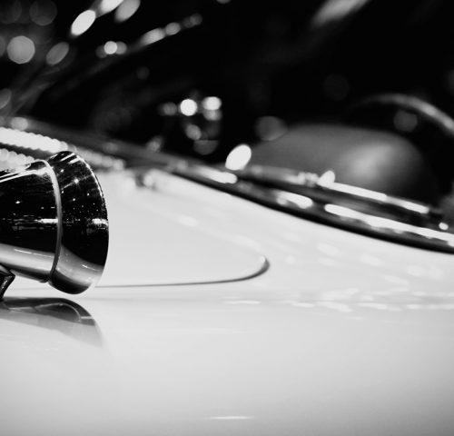 Rétroviseur Mercedes 300 SL