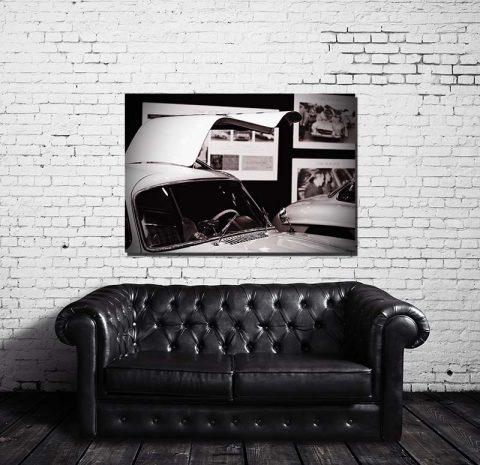 Tableau Cadre Décoratif Automobile