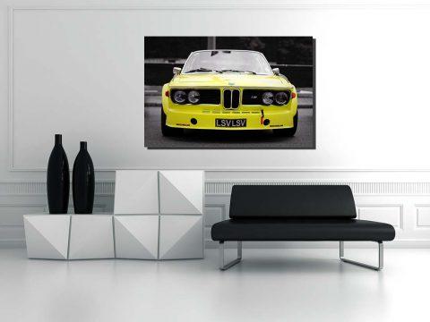 Tableau Déco BMW