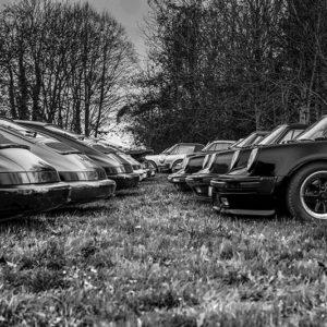 Tableau Déco Design Porsche