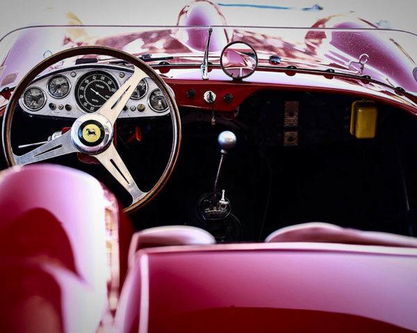 Tableau Déco Ferrari 412s