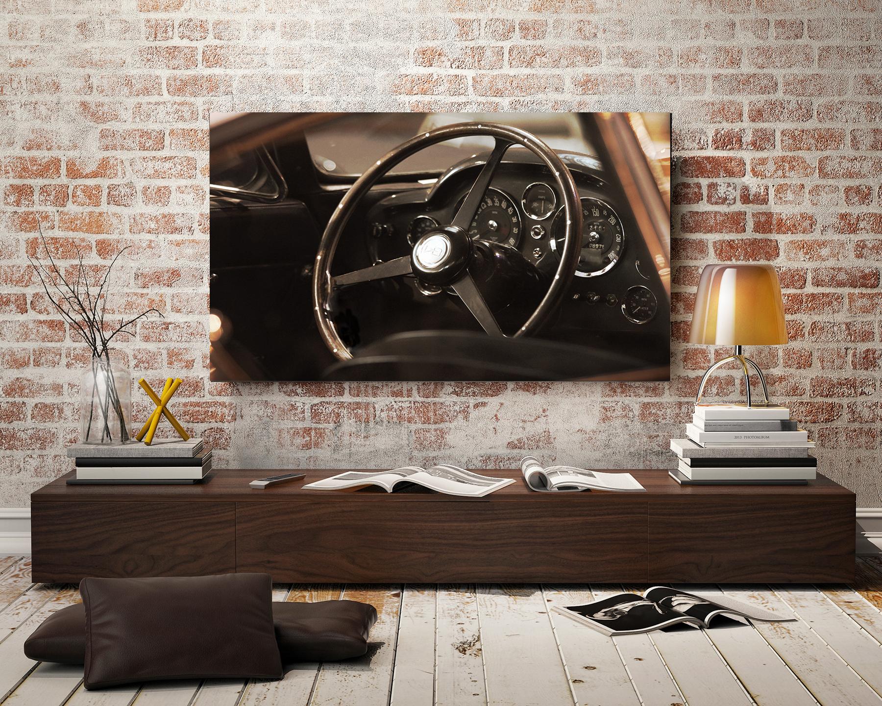 Tableau Deco Aston Martin