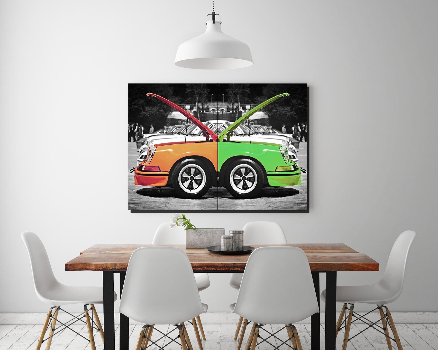 Tableau Deco Porsche Carrera