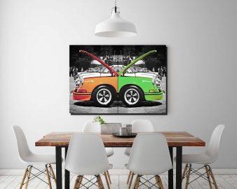 Tableau-Deco-Porsche-Carrera