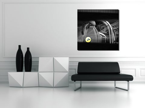 Tableau Deco Voiture Ferrari