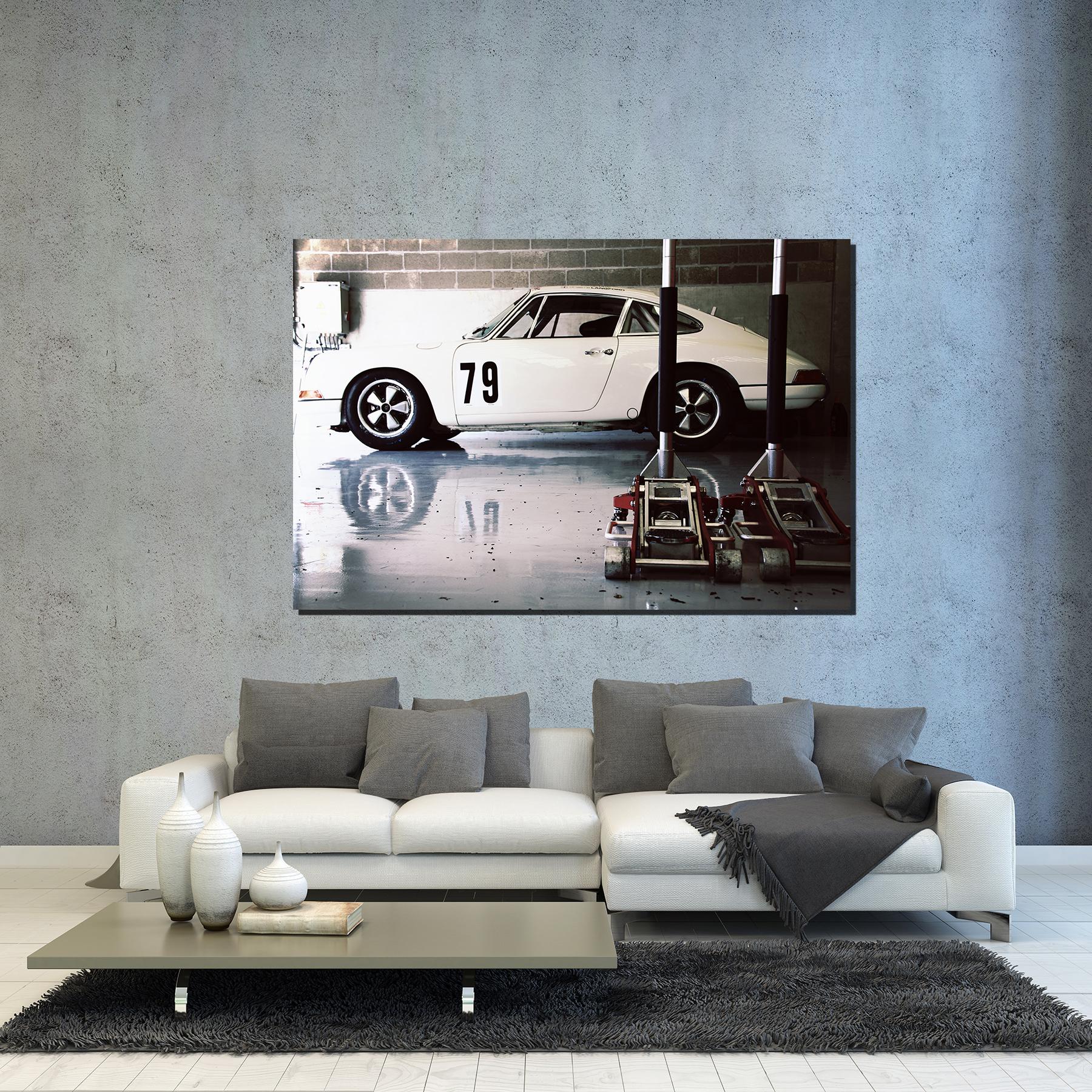 Tableau Deco Voiture Porsche