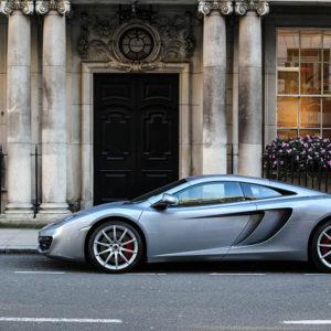 Tableau Photo McLaren