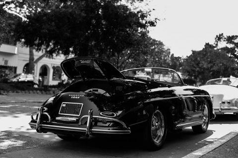 Tableau Photo Porsche 356