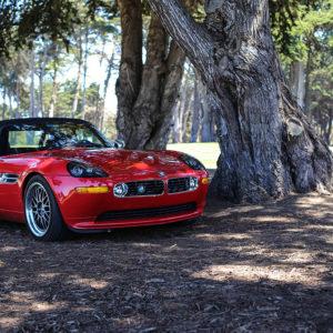 Tableau Photo Voiture BMW Z8