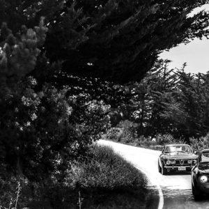 Tableau Photographie Vieille Alfa Romeo