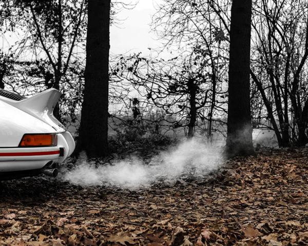 Tableau Plexi Voiture Porsche