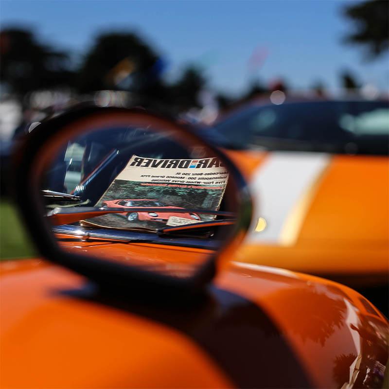 Tableau Voiture Vieille Lamborghini