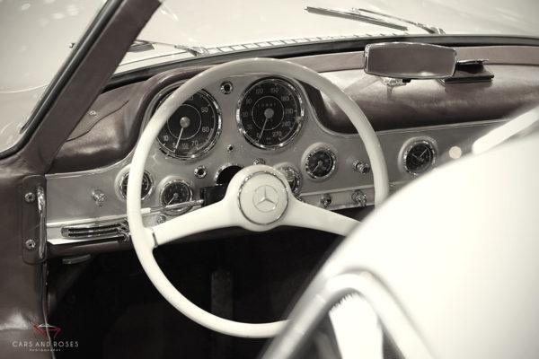 Tableau de bord Mercedes 300 SL