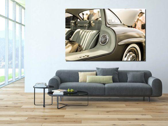 Tableaux Déco Mural Mercedes 300 SL